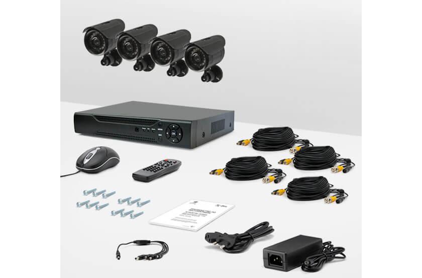 Поставка оборудования для видеонаблюдения